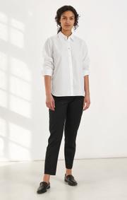 Boomerang - MALIN POPLIN REGULAR SHIRT - White