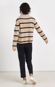 Boomerang - LUNA RECYCLED CASHMERE SWEATER - Offwhite