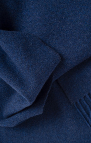 Boomerang - CHARLIE SCARF - Blue depth