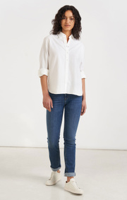 Boomerang - MALIN OXFORD SHIRT - White