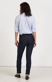 Boomerang - MALIN OXFORD SHIRT STRIPE - Ice blue