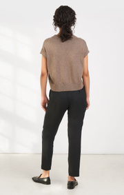 Boomerang - LUN BOOMWOOL VEST - Taupe