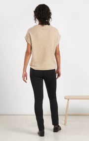 Boomerang - LOVELY RECYCLED CASHMERE TOP - Panama