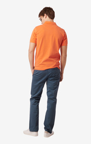 JOE ORGANIC COTTON S.S. POLO PIQUE