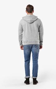 Boomerang - Philip hoodie - Grey melange