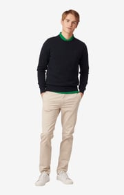 MAX O-NECK SWEATER