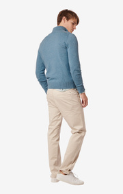 FOREMAN HALF ZIP SWEATER