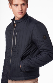 Rebbe quilted jacket