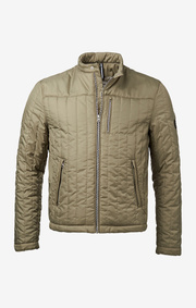 Boomerang - REBBE QUILTED JACKET - Sage