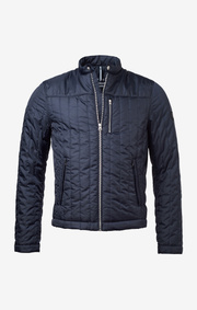 Boomerang - Rebbe quilted jacket - Night sky