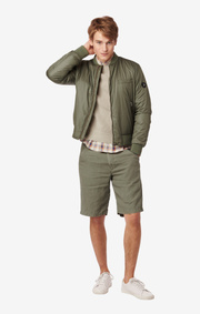 Boomerang - Mikkel bomber jacket - Amazon green