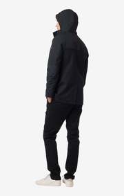 ISAK TECHNICAL JACKET Blackish navy