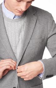 Douglas pique blazer
