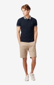 STEN SATIN CHINO SHORTS
