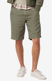 TEDDY LINEN SHORTS