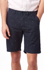 Boomerang - Sten printed shorts - Night sky