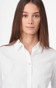 Boomerang - Lilly oxford shirt - White