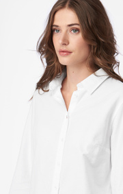 Boomerang - Lilly oxford shirt - White
