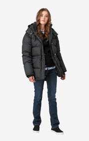 Boomerang - Alexandra Down Jacket - Black