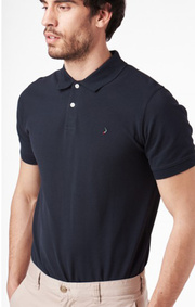 JOE ORGANIC COTTON POLO PIQUE