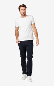 BASIC O-NECK T-SHIRT WHITE