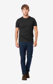 BASIC O-NECK ORGANIC COTTON T-SHIRT