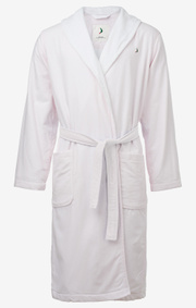 Boomerang - Hille bathrobe - Powder pink