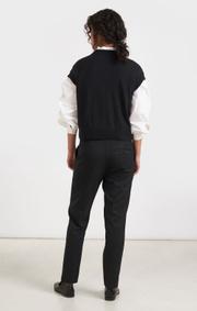 Boomerang - Ditte trousers - Black