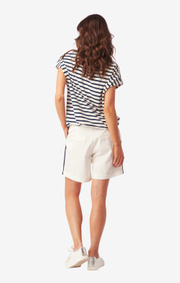KIVIK STRIPED TOP