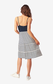 NOVALI  STRIPED DRESS