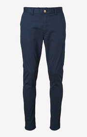 Boomerang - STIG CHINOS - Midnight blue