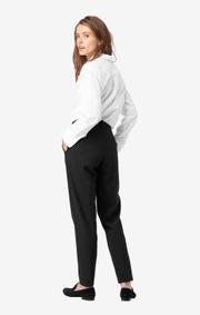 White poplin shirt unni