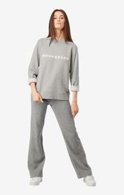 Boomerang - Sweatshirt erin - Lt grey melange
