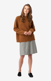 Boomerang - O-NECK SWEATER RUT - Cinnamon