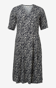 PRINTED DRESS LINA