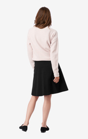 INTERLOCK SKIRT MUNTE