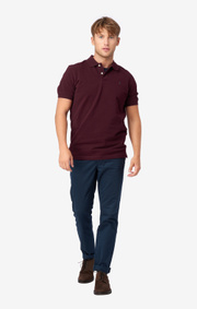 JOE ORGANIC COTTON S.S. POLO PIQUÉ