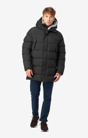 DOWN LONG JACKET