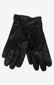 Nappa leather glove