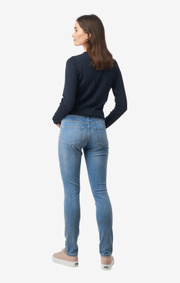 Boomerang - Elsa denim 5-pocket - Light indigo
