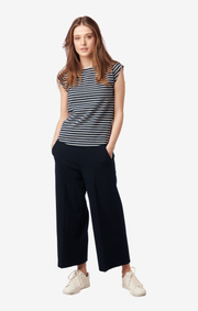 Boomerang - Chirpy pants culotte - Blue nights