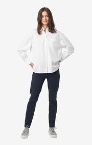 Boomerang - Camilla white shirt - White