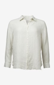 Boomerang - LINA LINEN SHIRT - Putty