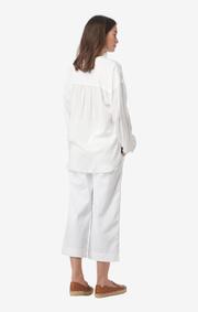 Boomerang - Flora blouse - Offwhite
