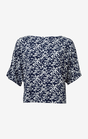 Julia printed top