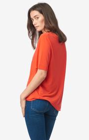 Boomerang - Elva t-shirt - Tomato red