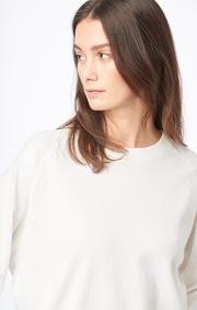 Boomerang - Klara sweatshirt - Offwhite