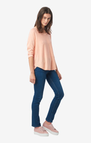Boomerang - PLANTA SWEATER - Afternoon peach