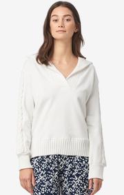 Boomerang - Fatima sweater - Offwhite