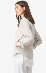 Jonna light down overshirt